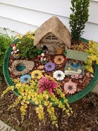Mini Garden Flags Disney Fairy Garden Fairy Gardens Pinterest Disney Fairies
