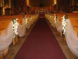 decoration eglise pour mariage décoration église mariage le mariage