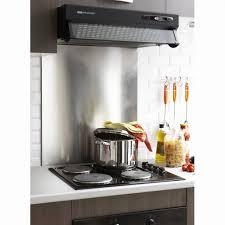 credence cuisine inox credence york noir et blanc cozinhas decoradas ideias avec