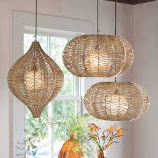 organic hanging lamps artsy ethnique licious pinterest