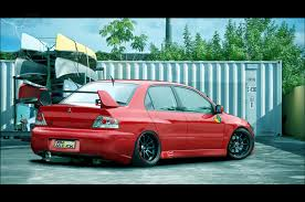 mitsubishi evo slammed mitsubishi evo evolution by turkiye2009 on deviantart