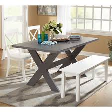 Bench Dining Tables Best 25 Dining Set With Bench Ideas On Pinterest Dining Table