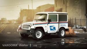 postal jeep wrangler usps mail truck reimagined in six cool concept mail trucks postal