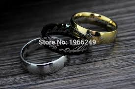 movie jewelry rings images Mms hot movie men 39 s finger rings the one ring titanium stainless jpg