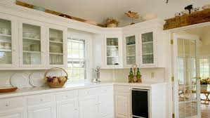 ideas for space above kitchen cabinets what should you put on top of kitchen cabinets savae org