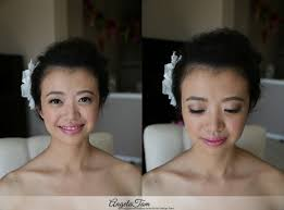 makeup artist in san diego los angeles blushing glow asian makeup