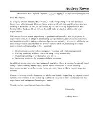 Security Supervisor Resume Pleasant Design Ideas Law Enforcement Cover Letter 11 25 Best