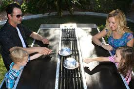 Backyard Hibachi Grill Grazing Grill Brings Hibachi Cooking Experience To The Home Psfk