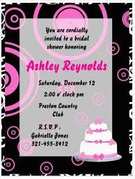 cheap bridal shower invitations 8 bridal shower invitation postcards designs templates free