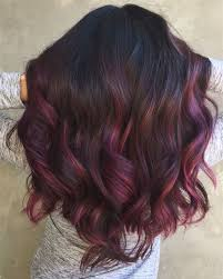 trendy fall hair colors your best autumn hair color guide dark