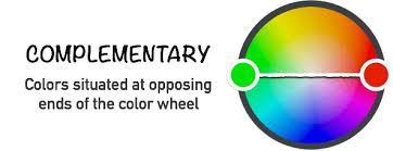 complementary colors color psychology an enormous guide