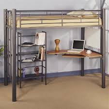 Bed Desks For Laptops Loft Beds With Desks The Owner Builder Network