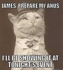 Anus Memes - dopl3r com memes james prepare mv anus ill beshowing ut at