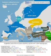 updated map of europe updated neolithic migration maps