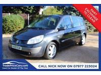 Renault Scenic 2005 Interior Used Renault Scenic Cars For Sale Gumtree