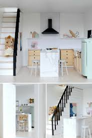 Dollhouse Kitchen Furniture Scandinavian Style Dollhouse To Inspire Your Miniature Home Pip