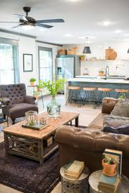 Kitchen And Living Room Ideas Fixer Upper Living Room Ideas Room Ideas And Living Rooms