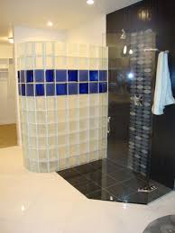 glass block sizes innovate building solutions blog bathroom