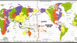 United States Time Zones Map by Time Zones Youtube