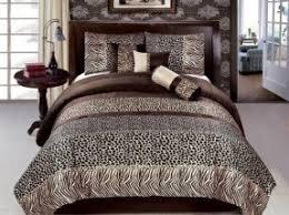Pink Zebra Comforter Set Full Zebra Leopard Print Bedding Foter