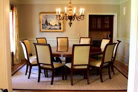 furniture glamorous contemporary round dining tables set circle