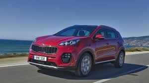 kia jeep sportage this is the all new kia sportage and it has the face of a tiger