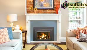 Direct Vent Fireplace Insert by Ironstrike Madison Park Direct Vent Gas Fireplace Insert By