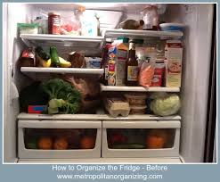 organzing how to organize the fridge metropolitan organizing raleigh