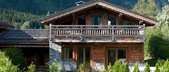 luxury homes and chalets in chamonix
