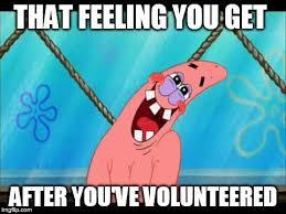 Volunteer Meme - volunteer and community service center just another weblog