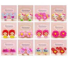 kids clip on earrings clip plastic fashion earrings ebay