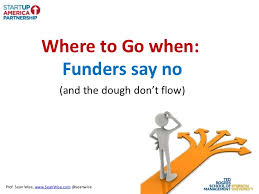 where to go when funders say no pdf