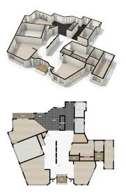 Big House Plans by 127 Best Cool Floorplans Images On Pinterest Architecture Floor