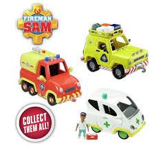 buy fireman sam vehicle assortment argos uk