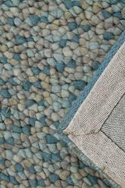 pebble rug buy felt pebble rug turquoise 200x300cm sku pt5 online the