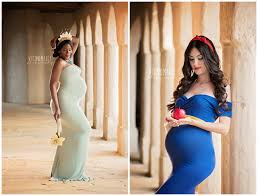 Maternity Pictures This Disney Princess Maternity Shoot Has An Amazing Backstory