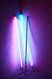 retro illuminators neon stick light