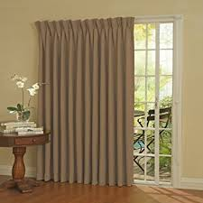 Patio Door Thermal Blackout Curtain Panel Eclipse Thermal Blackout Patio Door Curtain Panel 100