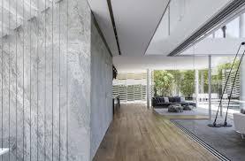 wohnraum wandgestaltung attraktive wandgestaltung ideen in einem modernen haus in israel