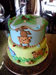wonderful inspiration safari theme baby shower cake and fantastic