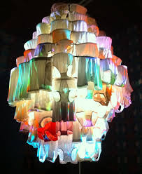 Sculptured Chandelier Pipilotti Rist Undergarment Chandelier Proof That Anything Can