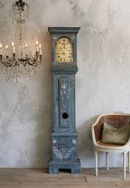 Emperor Grandfather Clock Shabby Chic Done Well Nice Grandfather U0027s Clock And Lovely Paint