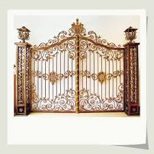 Grill Gate Design