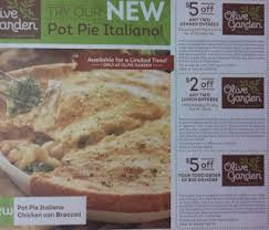 Printable Olive Garden Coupons Olive Garden Printable Coupons July 2017