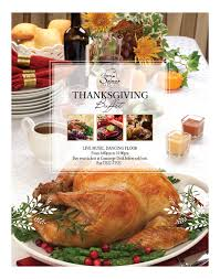 thanksgiving dinner 2017 options in los cabos los cabos guide