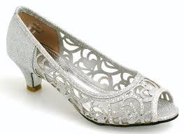 wedding shoes kitten heel uk womens cut out diamante low kitten heel peeptoe fashion