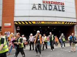 The Manchester Foyer Manchester Arena Attack Live Uk Police Arrest 23 Year Old In