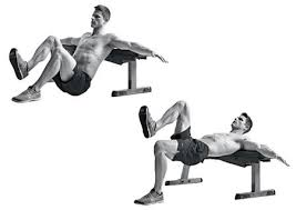 Workouts With A Bench The Ultimate Body Weight Workout