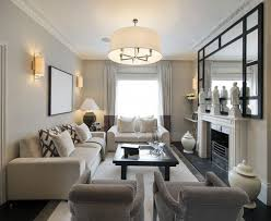 Best  Narrow Living Room Ideas On Pinterest Very Narrow - Small living room designs