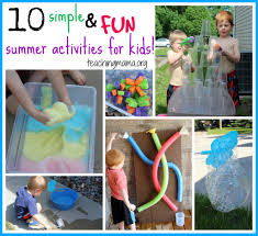 big list of fun summer learning resources science reading